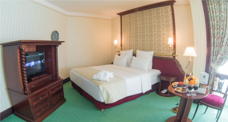 Junior suite with single room